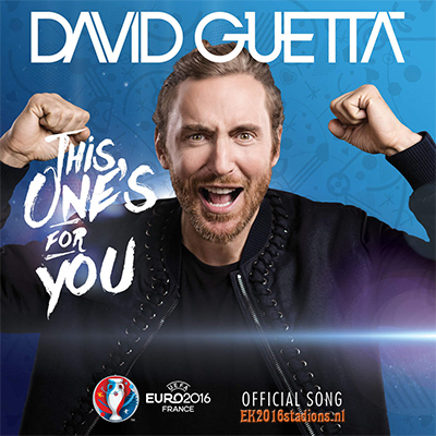 EK 2016 lied David Guetta - This One's For You