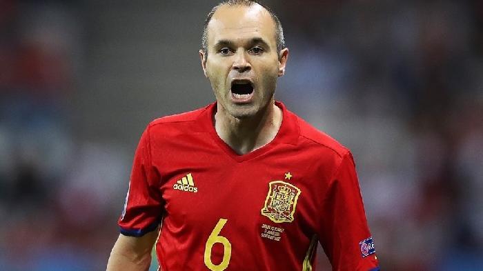 Iniesta is het vaakst verkozen tot Man of the Match maar Ronaldo komt dichterbij
