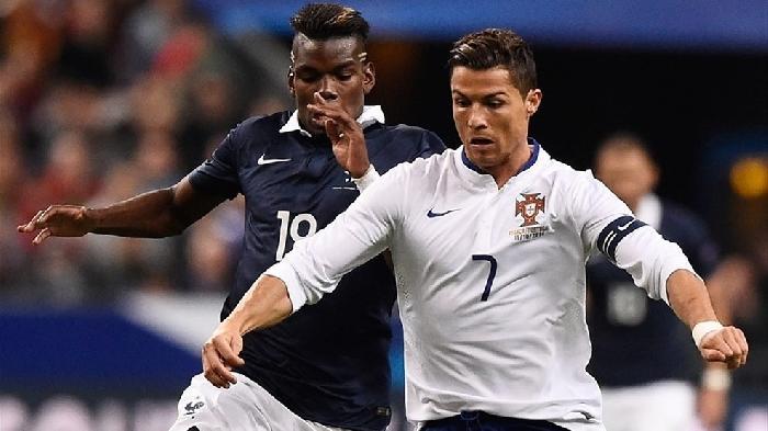 Statistieken over de EK finale tussen Portugal en Frankrijk op 10 juli